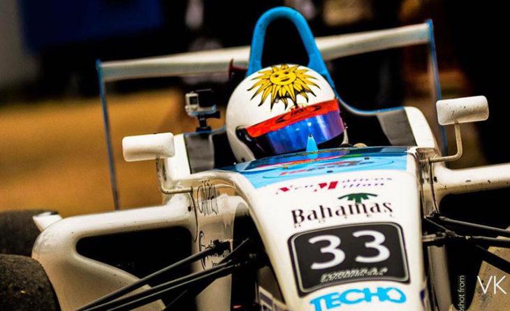Facu Garese campeón de la Fórmula 4 Sudamericana