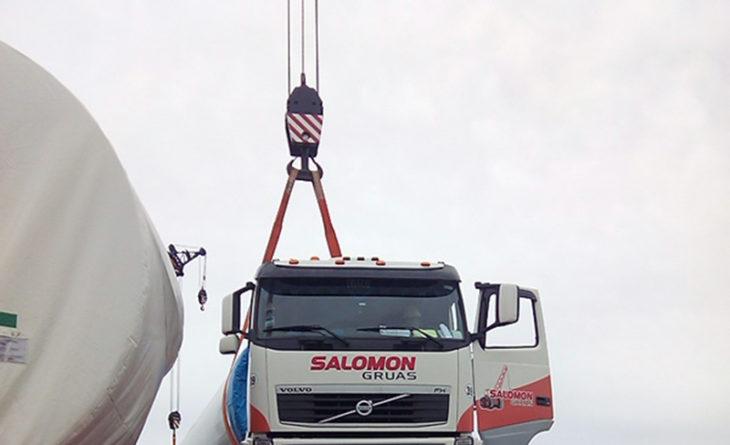Salomón transporte internacional de cargas